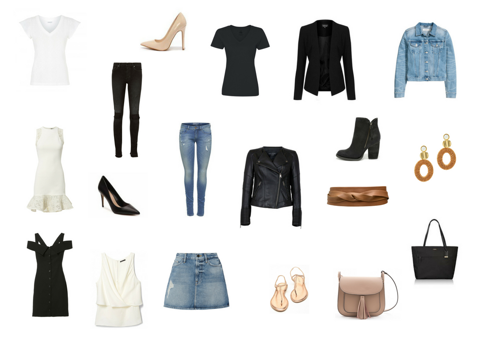 Essentials you need to have in your closet
