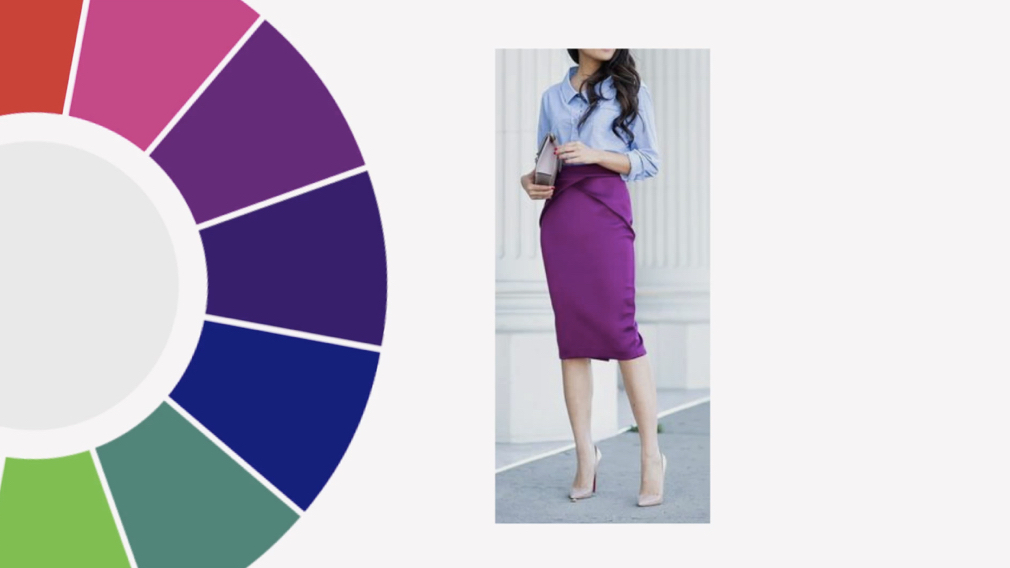 How to Match Color in Your Outfit