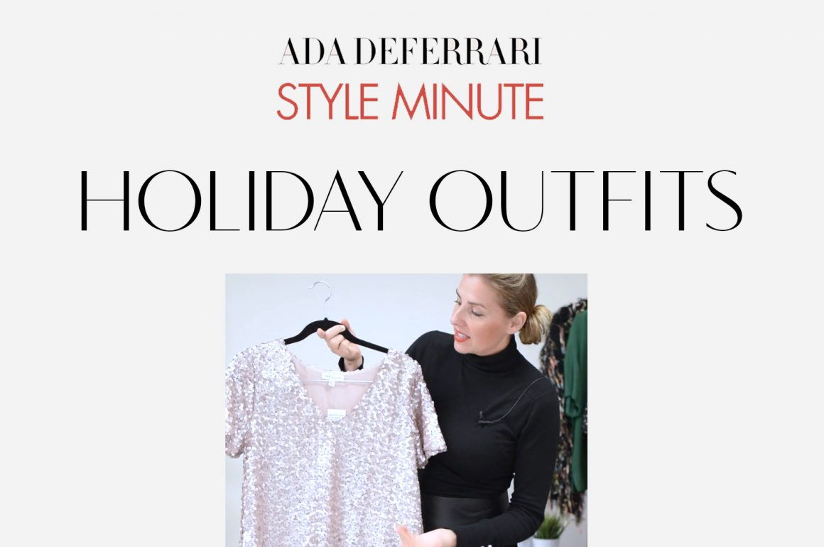 Holiday Parties – What to wear?!?