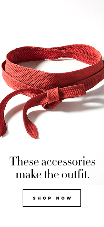 ada collection belts accessories make the outfit wrap belts