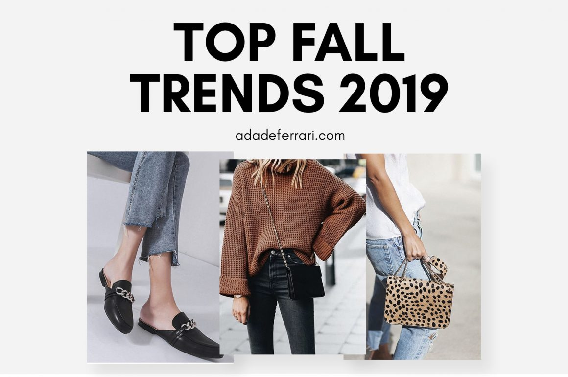 Top Fall Trends For a Classic Lover 2019 | Tips from a Stylist