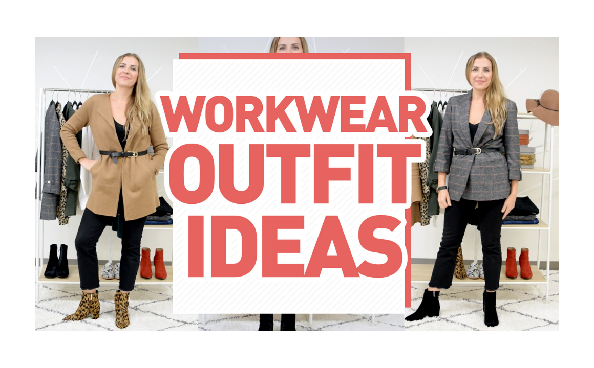 Stuck Between Yoga Pants, Frumpy Prints and a Corporate Suit?