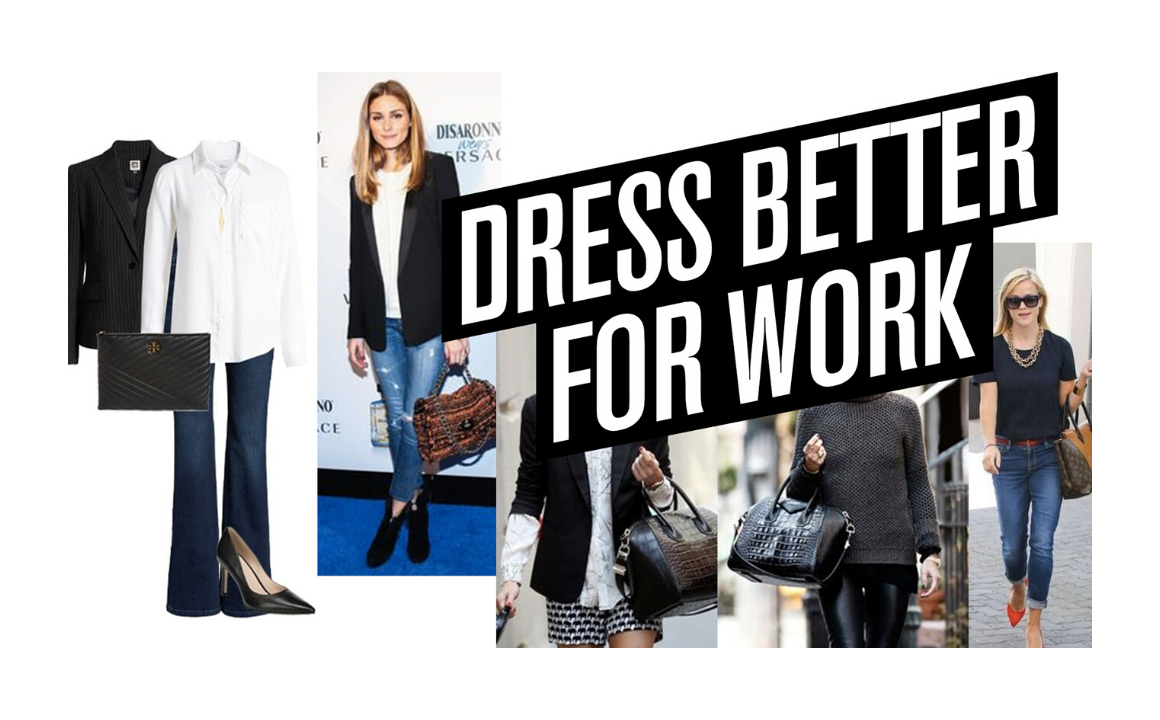 How To Dress Better for Work, According to a Stylist