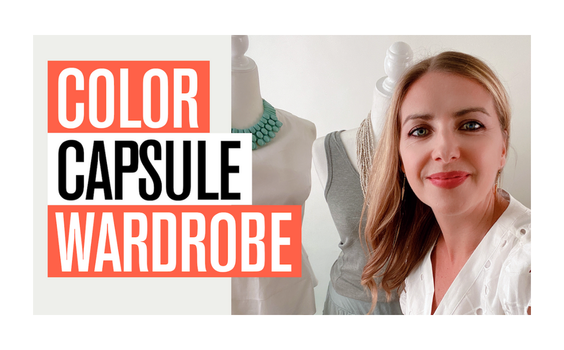 How To Build A Capsule Wardrobe | Quick Tips to Get Started