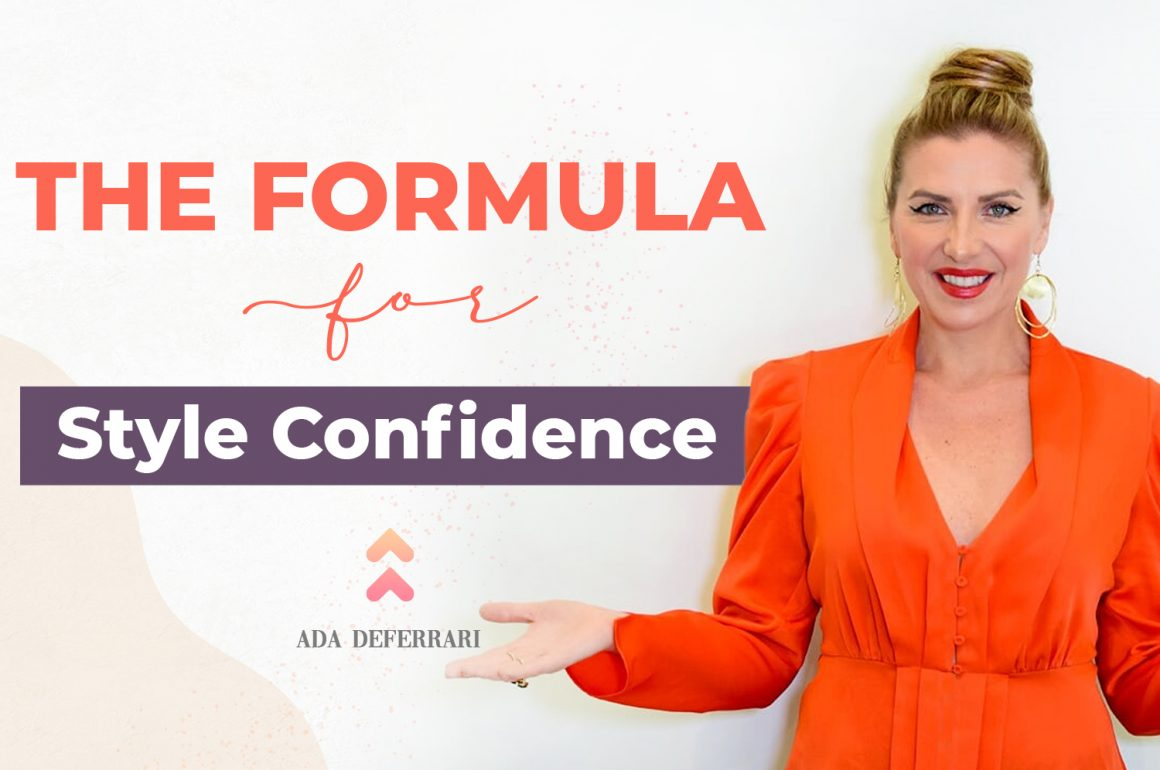 How To Look And Feel Better | The Formula for Style Confidence | LIFE CHANGING