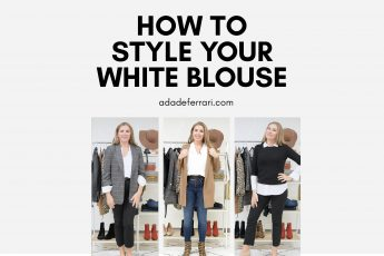 How to Style Your White Blouse Ithumb