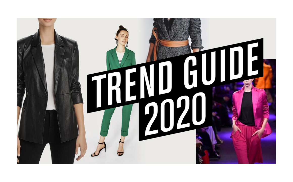 Fashion Trends Spring 2020 – The Ultimate Guide to Staying Cool & Current